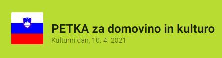 Kulturni dan smo posvetili 30. obletnici osamosvojitve Republike Slovenije